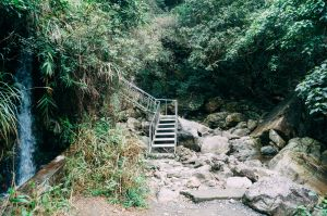 [宜蘭礁溪] 猴洞坑溪瀑布