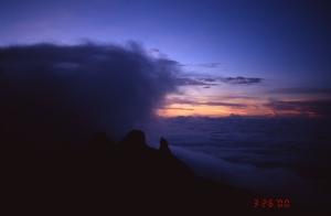 神山--東南亞最高峰
