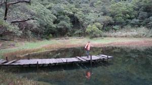 秀山麗水,絕美夢幻,新山東稜、夢湖
