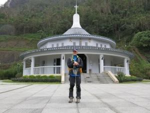 百岳行前訓練-翻山越嶺的朝聖之路