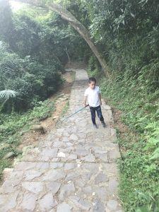 飛鳳山 觀日亭 石壁潭山 環狀路線