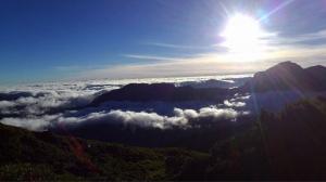 山岳之美-合歡天堂