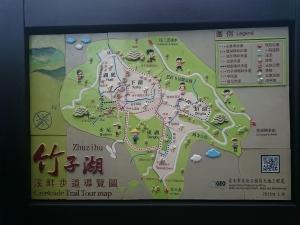 【竹子湖趴趴走】猴崁湖田國小步道·猴崁古道·青楓步道連走