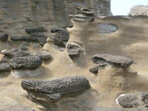 深澳灣岬.象鼻岩