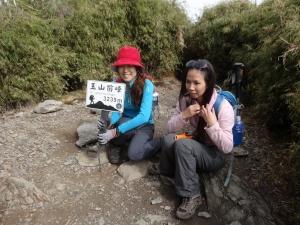 玉山前峰103.11.16(800M硬)