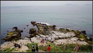 〖帶著父母走步道〗獅頭山神秘海岸、燭臺雙嶼、獅頭山公園