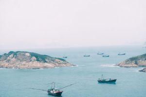 香港蒲台島二日一夜