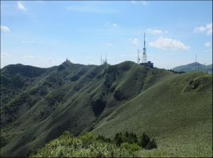 【台北市】小觀音山西峰、大屯溪古道、小觀音山O型走