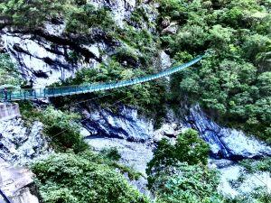 台灣的大峽谷 錐麓古道