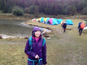 邊緣系山友:暴雨加羅湖的跨年行動