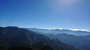 加里山(鹿場登山口)