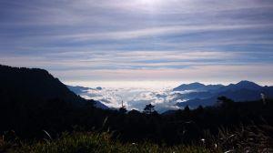 奇萊南峰南華山