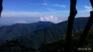 20160626新竹尖石 魯壁山,東穗山