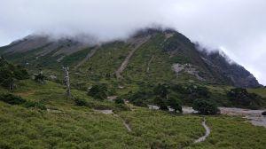 南湖群峰行程記錄