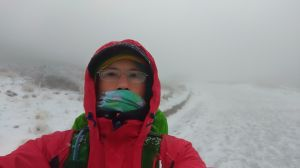1061209合歡山主峰