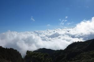 挑戰自我極限的嘉明湖之旅