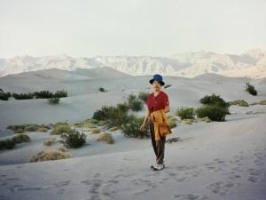 美西之七 死亡谷國家公園