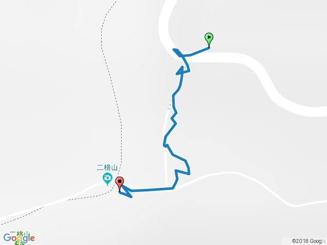 二格山.二格路第三登山口.2015-07-18