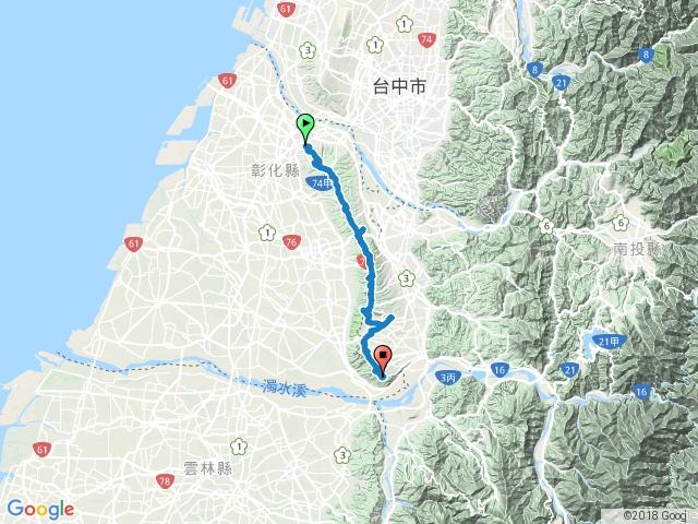 八卦山基石巡禮.2017-04-29