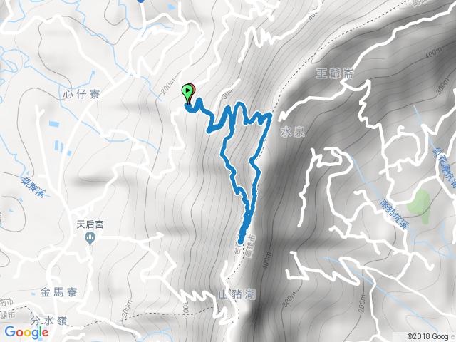 龍麟山步道