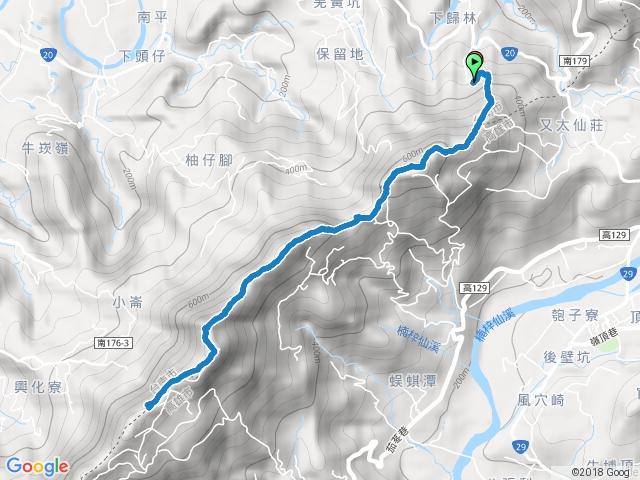烏山至枕頭山電波偵測站