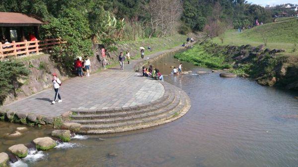 大溝溪生態治水園區