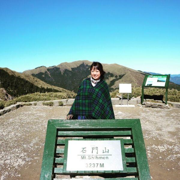 合歡石門山