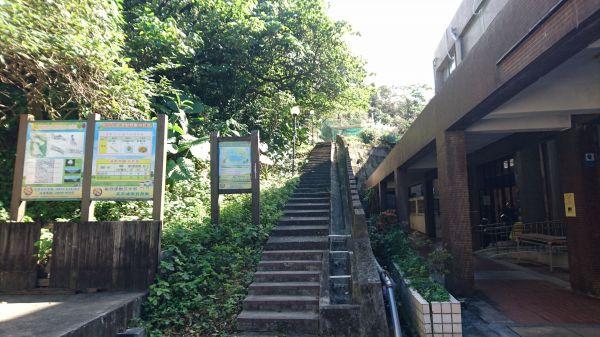 海大龍崗步道。槓子寮山