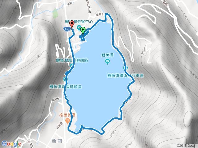 2015.02.21 鯉魚潭 - 環潭步道