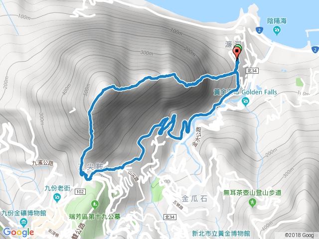 2017.0722 濂洞國小.雷霆峰.基隆山
