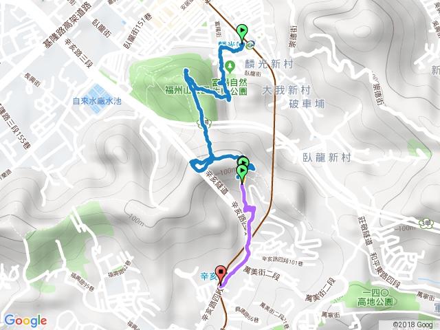 20180311富陽公園中埔山