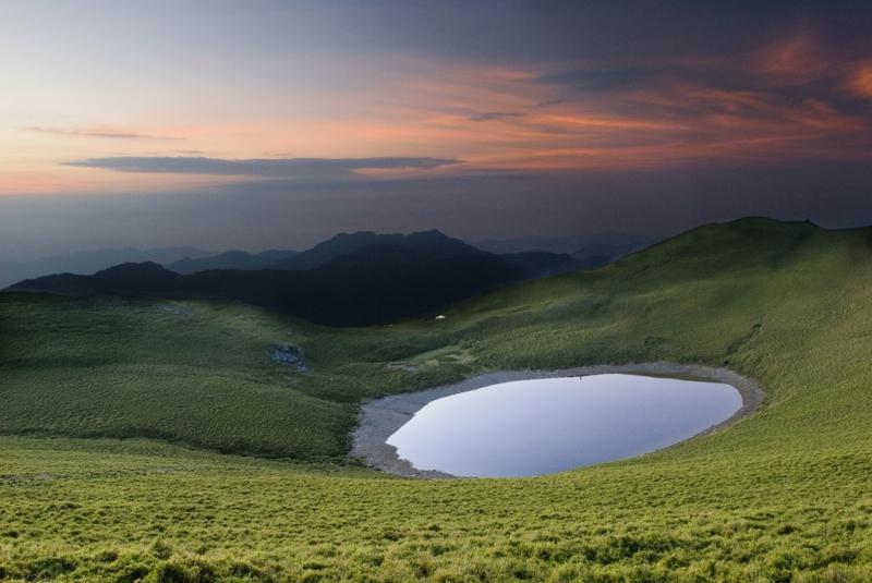 嘉明湖步道