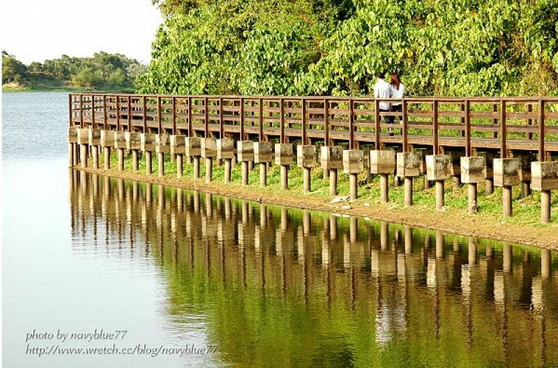 小南海自然生態公園、環湖步道
