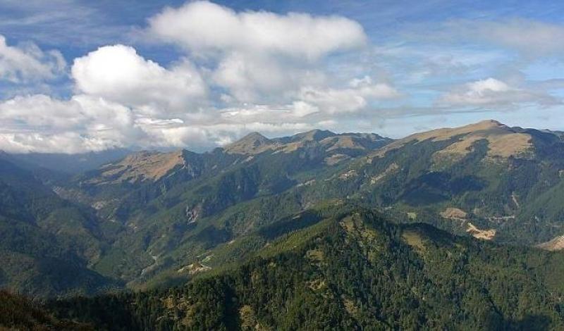 畢祿山登山步道
