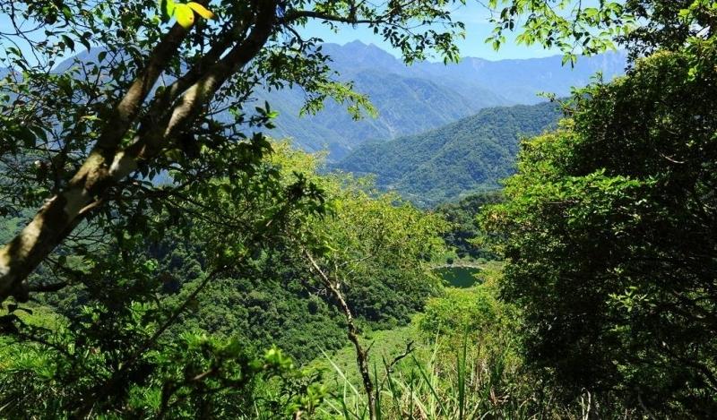 祖輪山登山步道