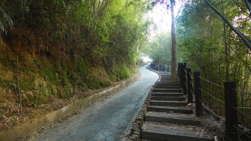 小中嵙登山步道