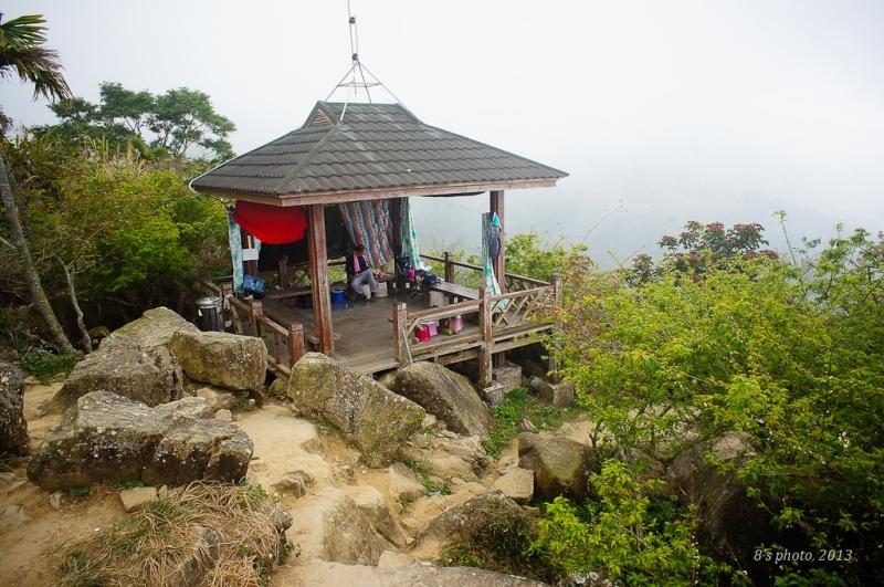 關子嶺雞籠山步道