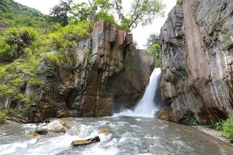 夢谷瀑布步道
