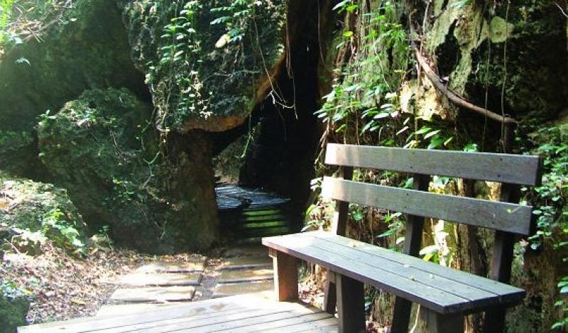 小琉球山豬溝步道