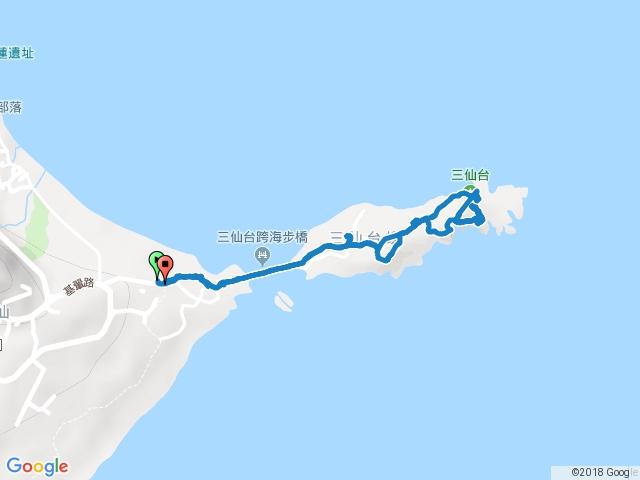 2018-03-10 台東縣成功鎮 三仙台