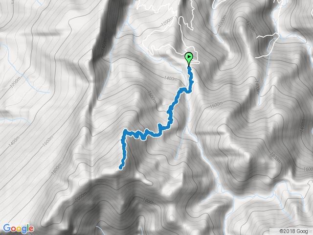 鹿場登山口>>加里山>>鹿場登山口
