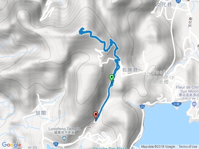 2018-5-19貓囒山
