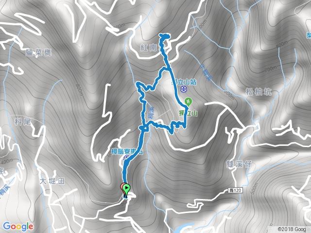 20180325-竹崎獨立山