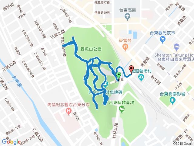 台東鯉魚山