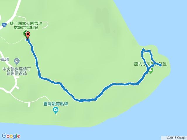 龍坑生態保護區步道