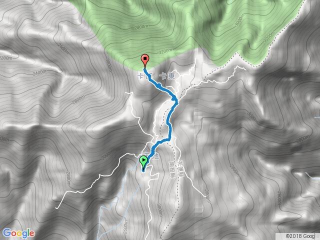 天池山莊-奇萊南峰