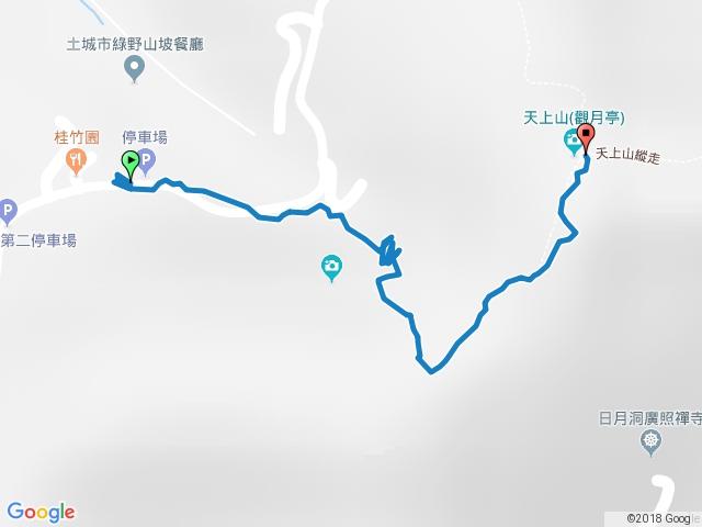 天上山.桐花公園.2015-07-26