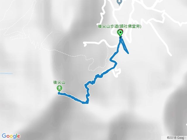 20180121(貓 口闌 山)