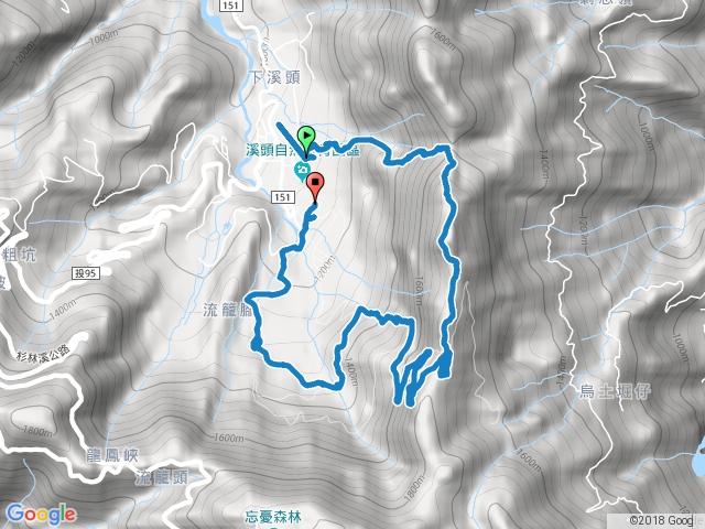 南鳳凰山-天文台